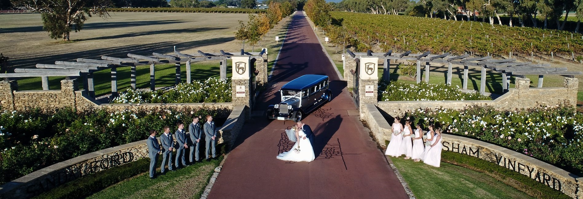 Perth Limo Hire, Vintage Limousines' Wedding Cars, School Ball Limo
