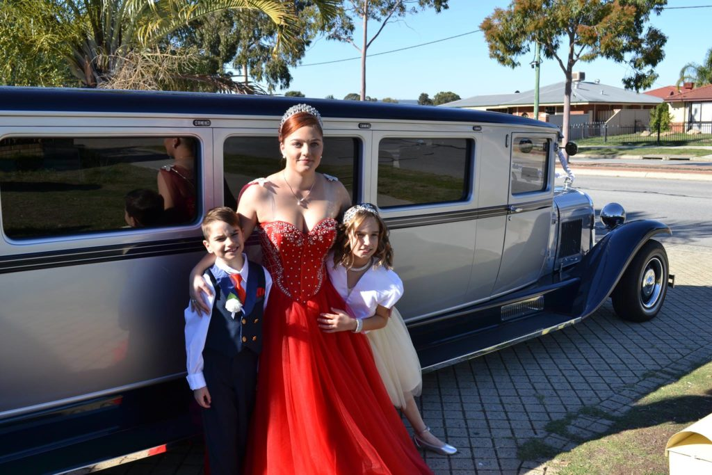 Perth Limo Hire, Perth Quality Limousines, Vintage Limousines
